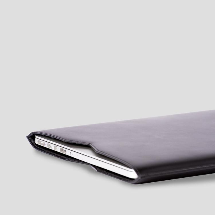 "Prada Leather 13"" Laptop Sleeve"