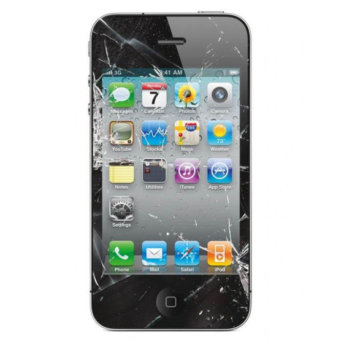 iPhone 4 Display & LCD byte