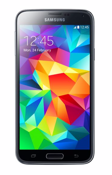 Samsung Galaxy S5 Display & LCD byte