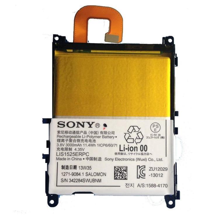 Sony Z1 Batteribyte