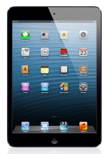 iPad Mini 3 Display & LCD byte