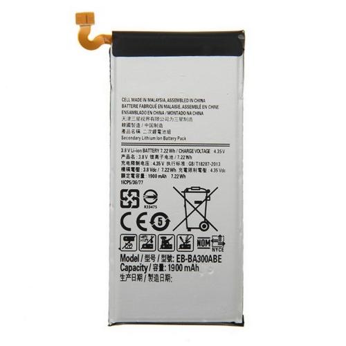 Samsung A3 2015 Batteribyte