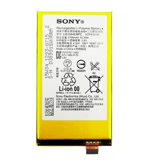 Sony Z5 Compact Batteribyte