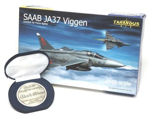 SAAB JA37 Viggen fighter