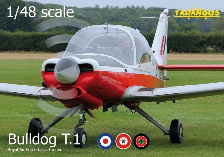 SA Bulldog T.1 trainer