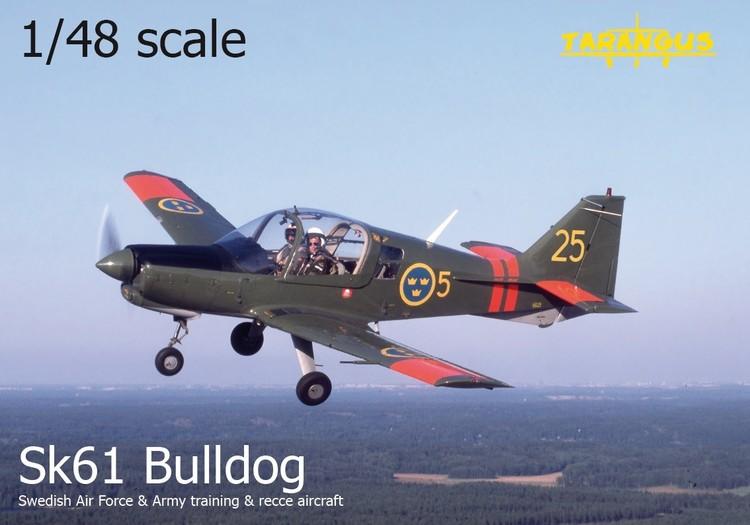 Sk61 SA Bulldog trainer