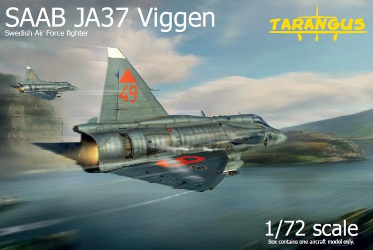 SAAB JA37 Viggen SOLD OUT! BACK IN JANUARY!
