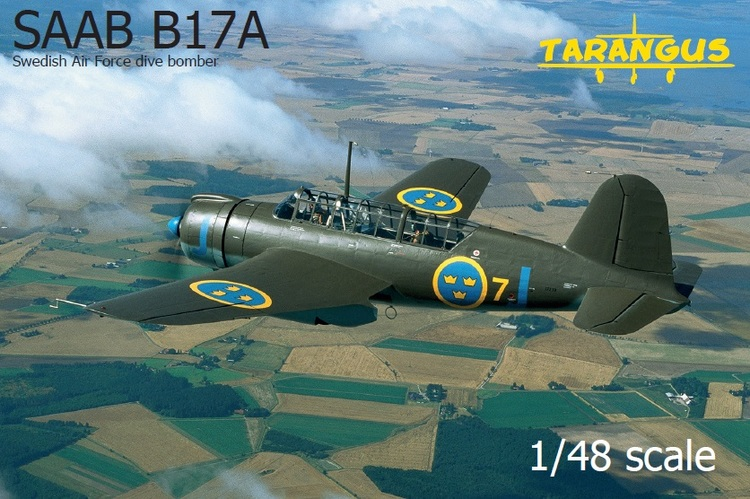 SAAB B17A - The first SAAB aircraft