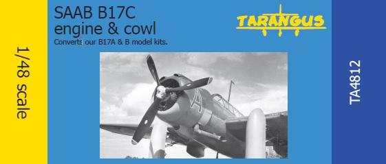 SAAB 17C engine conversion