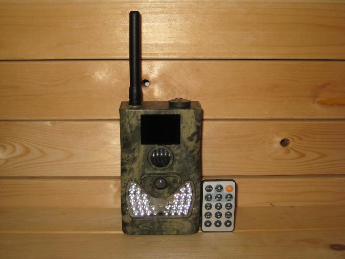 Åtelkamera SG550M