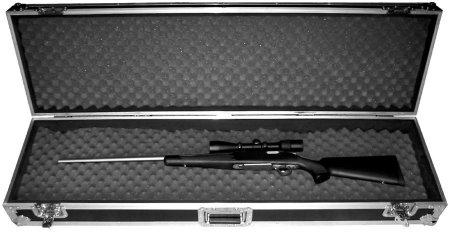Exklusiv vapenväska 132 cm