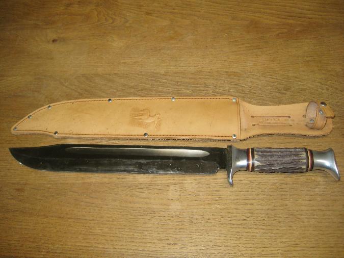 Bowie kniv