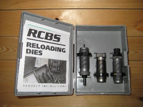 RCBS 9 mm Luger