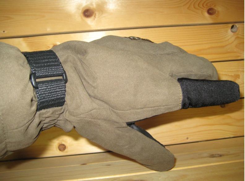 Vår/höst handskar
