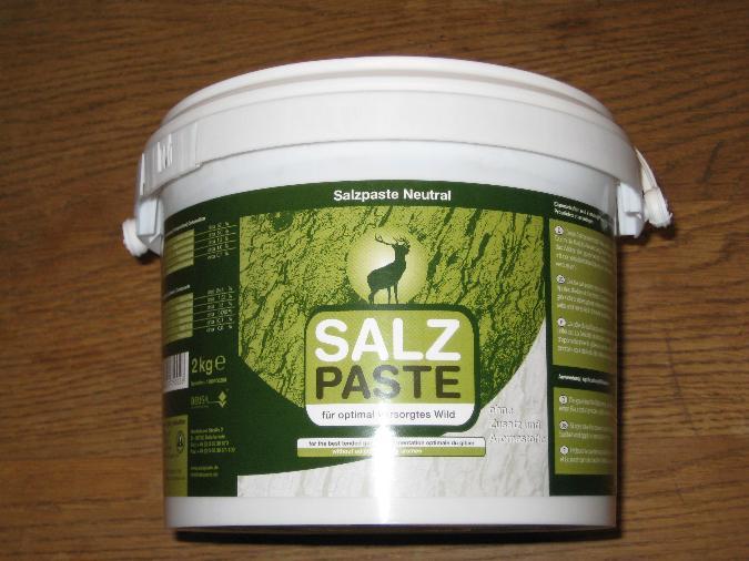 Saltpasta neutral 2 kg