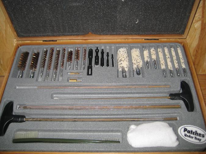 Läskstång kit