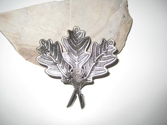 Silverlöv ekblad