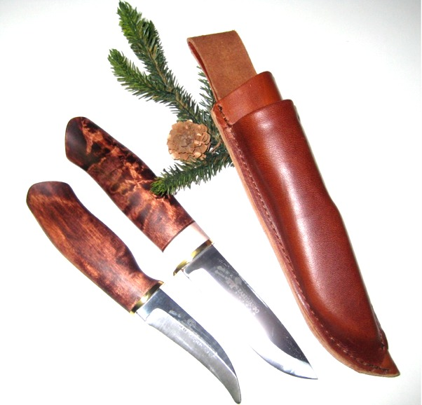 Jägaren dubbelkniv