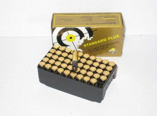 Standard Plus 22LR