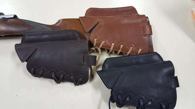 Kolvkamshöjare i läder