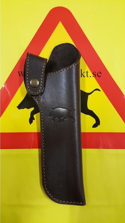 Slutstycksfodral i läder