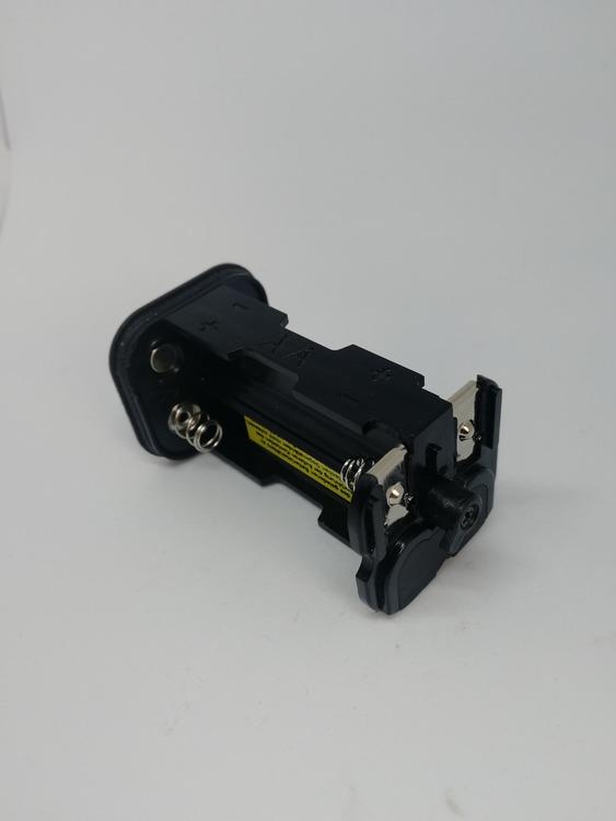 Batterihållare
