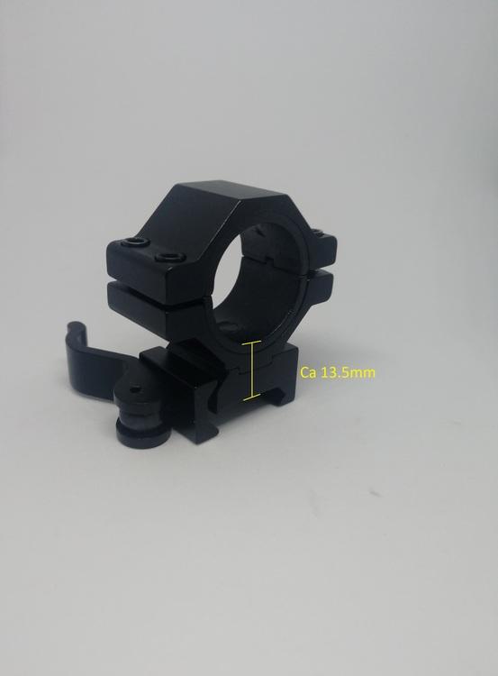 QRW-Ringar 30mm/1tum