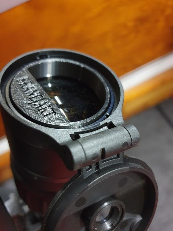Frontskydd Digex för ljuddämpare