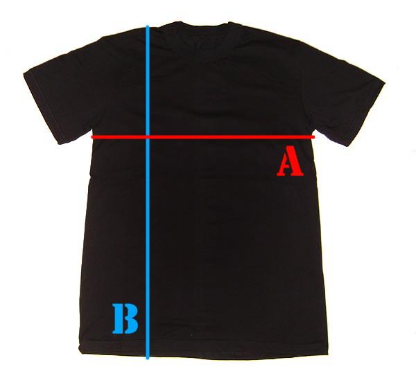 Black sabbath cross T-shirt