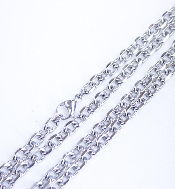 Halsband Cross goldcarbon