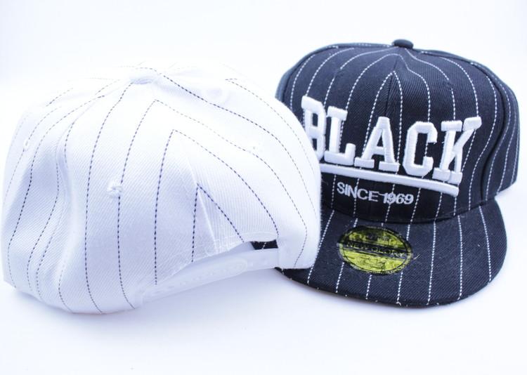 Keps BLACK Vit