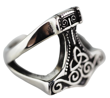Ring Thors hammer small