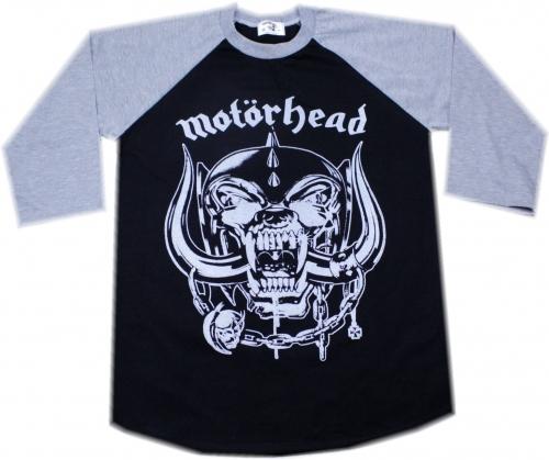 Motörhead england baseballshirt