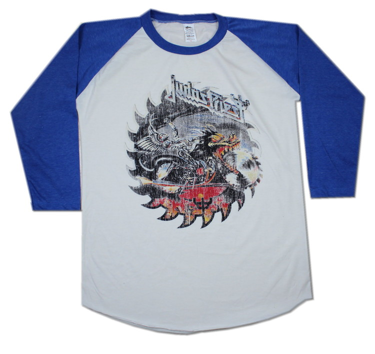 Judas priest Painkiller baseballshirt