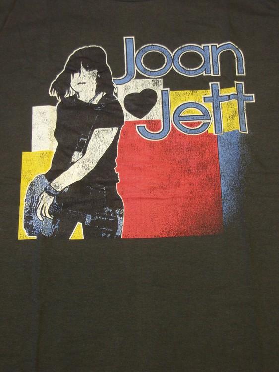 Joan Jett baseballshirt