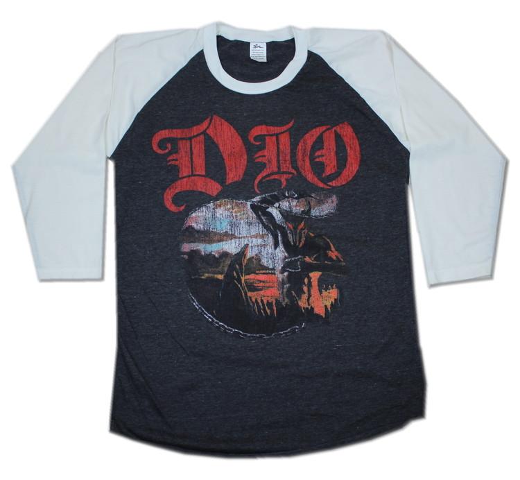 Dio Holy diver baseballshirt