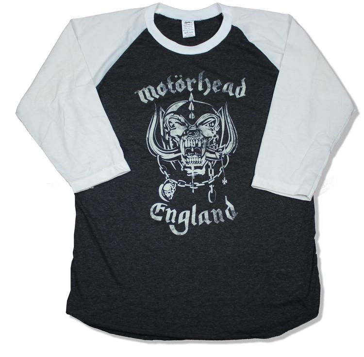 Motörhead baseballshirt