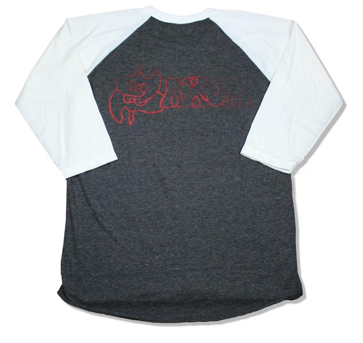 Saxon baseballshirt