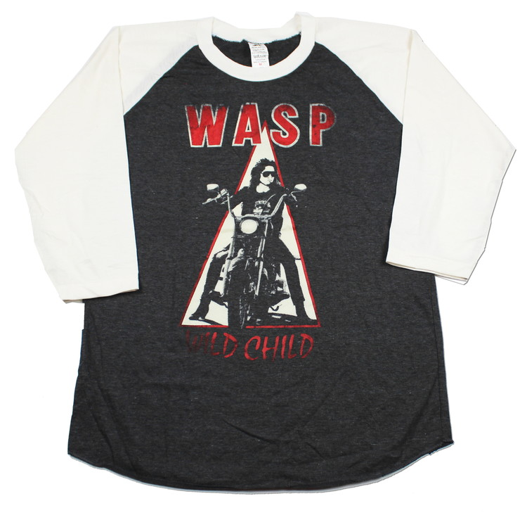 Wasp Wild child baseballshirt