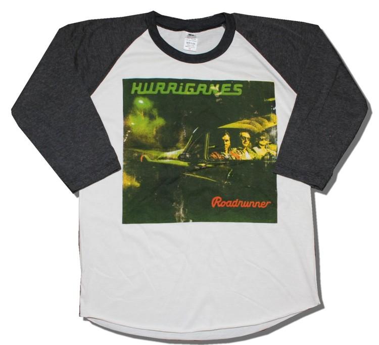 Hurriganes baseballshirt
