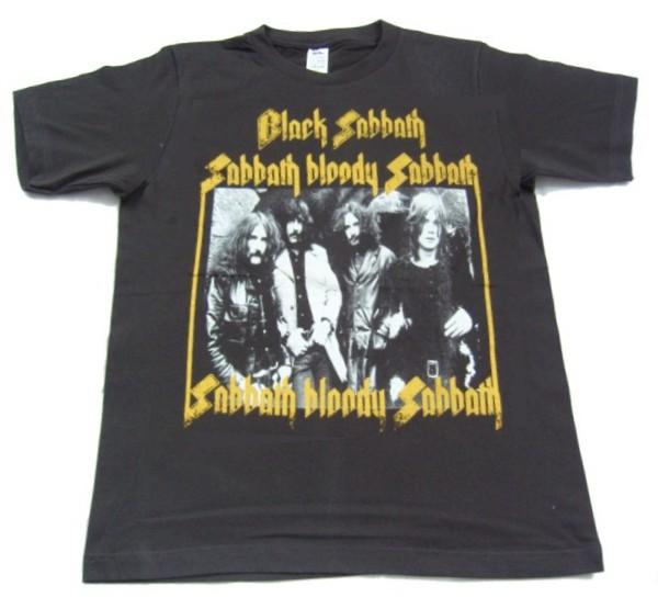 Black sabbath Sabbat bloody sabbath T-shirt