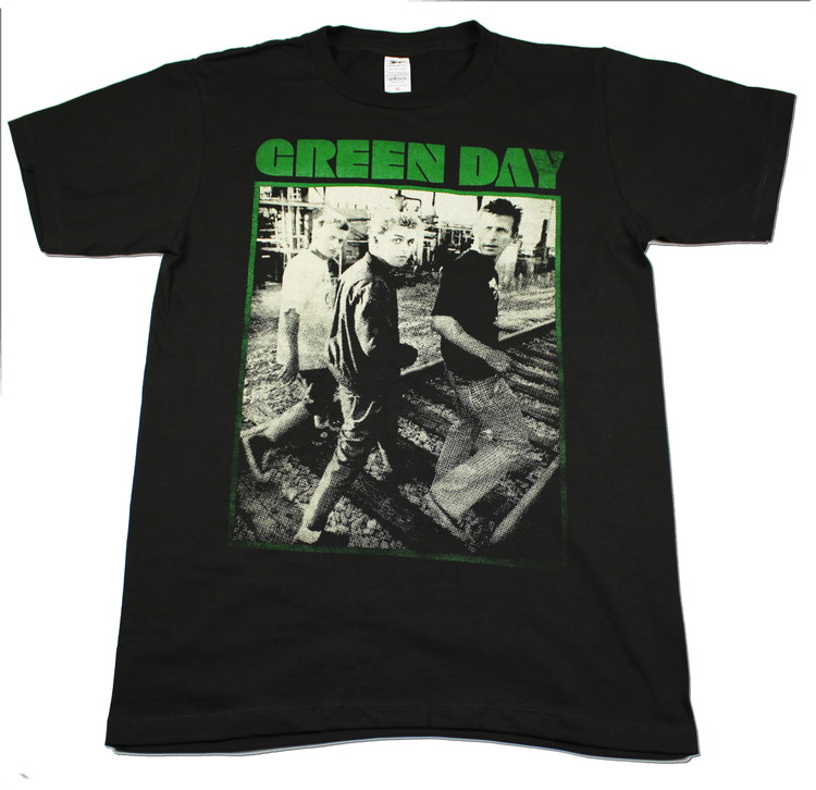 Green day T-shirt