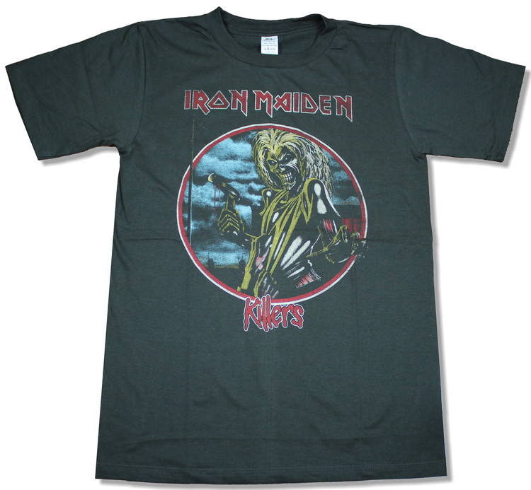 Iron maiden killers T-shirt