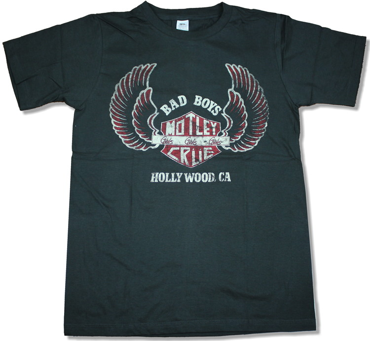 Mötley crue Bad boys T-shirt