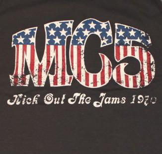 MC 5 T-shirt