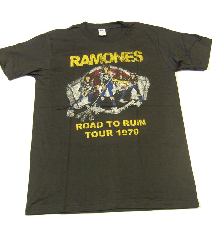 Ramones Road to ruin tour 1979