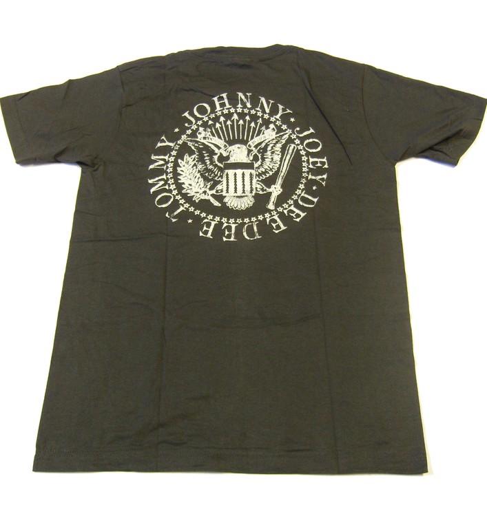 Ramones Road to ruin tour 1979 T-shirt