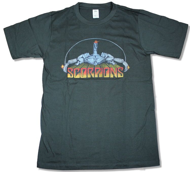 Scorpions T-shirt