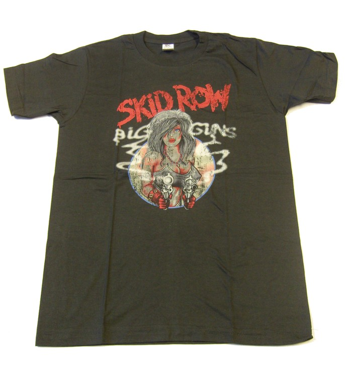 Skid row Big guns T-shirt