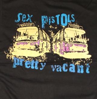 Sex pistols Pretty vacant T-shirt